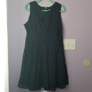 Lacey, Navy Blue, Danny and Nicole Dress